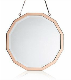 M&S Copper Mirror on Craft Chatterbox Blog