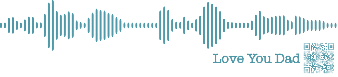 Tutorial on how to create a sound wave graphic from an audio voice recording clip by Craft Chatterbox.  Video tutorial on https://www.youtube.com/watch?v=qBOcEMdvYAw