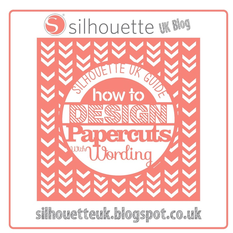 How to Design Papercuts on Silhouette UK Blog by Craft Chatterbox