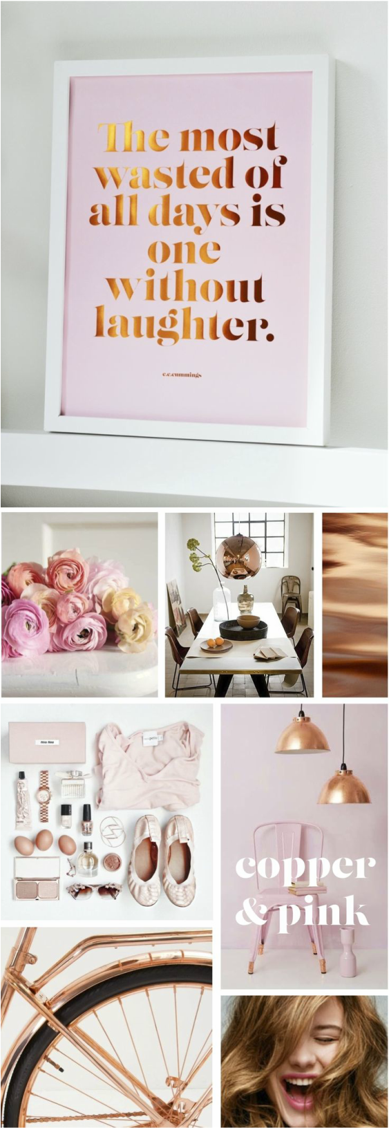Copper Blush on Craft Chatterbox Blog